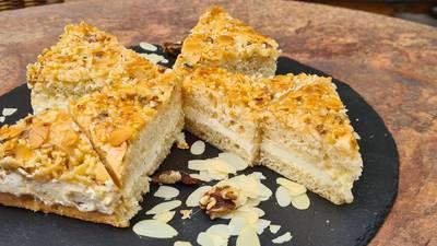 Prämierter Butterbienenstich © Landkreis Jerichower Land