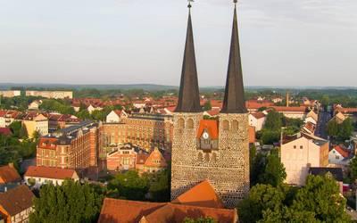 Kirche St. Nicolai © Stadt Burg