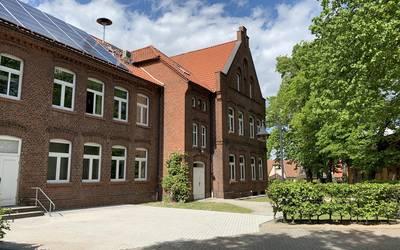 Verwaltungssitz Gemeinde Elbe Parey © Gemeinde Elbe-Parey