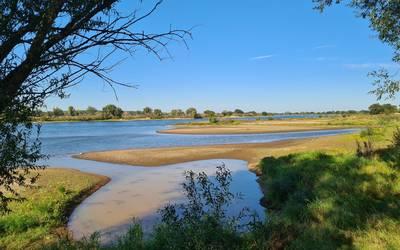 Elbe bei Ihleburg © Landkreis Jerichower Land