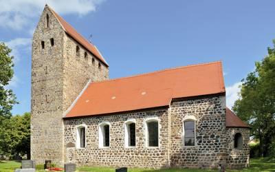 Kirche Zeddenick © Pfarramt Loburg