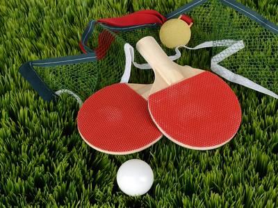 Tischtennis © Pixabay