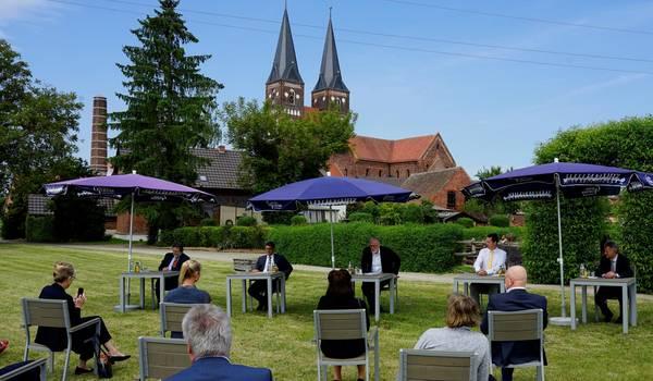 Stiftung Kloster Jerichow wird 2022 in die Kulturstiftung Sachsen-Anhalt überführt