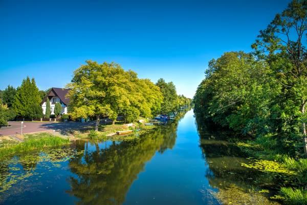 roßdorf altkanal ©stadt jerichow ©Stadt Jerichow