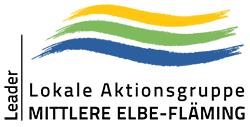 Logo Lokale Aktionsgruppe Mittlere Elbe Flaeming