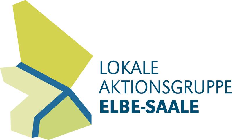 Logo Lokale Aktionsgruppe Elbe Saale