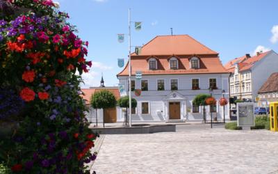 Rathaus Gommern © Stadt Gommern