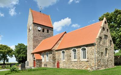Kirche Vehlitz © Pfarramt Loburg