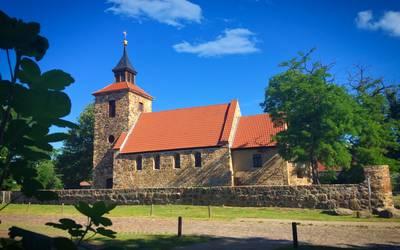 Kirche von Woltersdorf © Gemeinde Biederitz