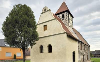 Dorfkirche Isterbies © Pfarramt Loburg