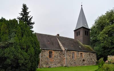 Kirche Trypphena © Pfarramt Loburg
