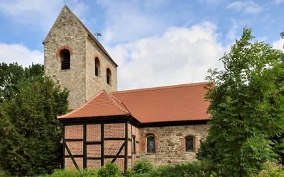 Kirche Lostau © Pfarramt Loburg