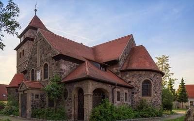 Dorfkirche Kade © Landkreis Jerichower Land