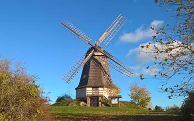 Holländerwindmühle Jerichow © Stadt Jerichow