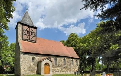 Kirche Wallwitz © Pfarramt Loburg